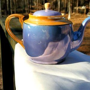 Other - Teapot, made in japan. Vintage, light blue/gold